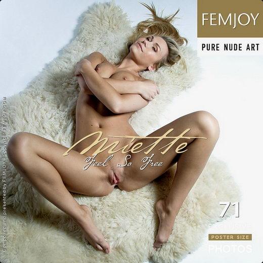 Miette - `Feel So Free` - by Pedro Saudek for FEMJOY