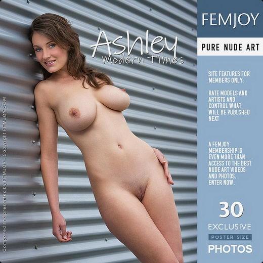 Ashley - `Modern Times` - by Stefan Soell for FEMJOY