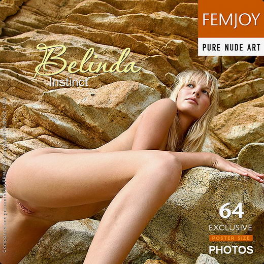 Belinda - `Instinct` - by Pedro Saudek for FEMJOY