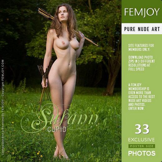 Susann - `Cupid` - by Stefan Soell for FEMJOY