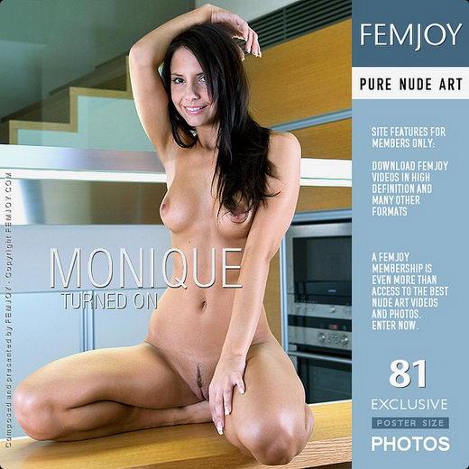 Monique - `Turned On` - by Matteo Bosco for FEMJOY