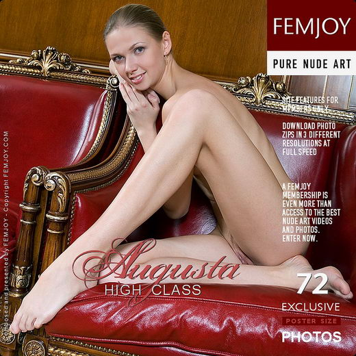 Augusta - `High Class` - for FEMJOY