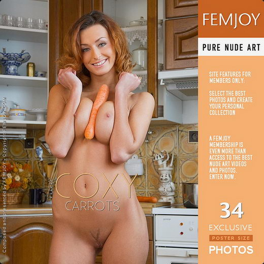 Coxy - `Carrots` - by Stefan Soell for FEMJOY