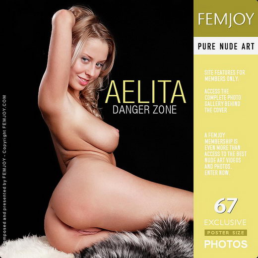 Aelita - `Danger Zone` - by Kate Orlova for FEMJOY