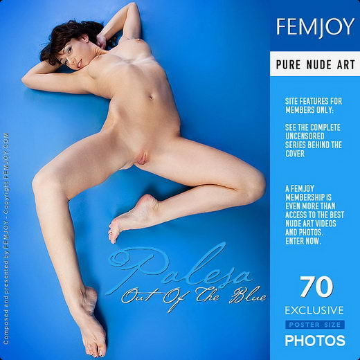 Palesa - `Out Of The Blue` - for FEMJOY