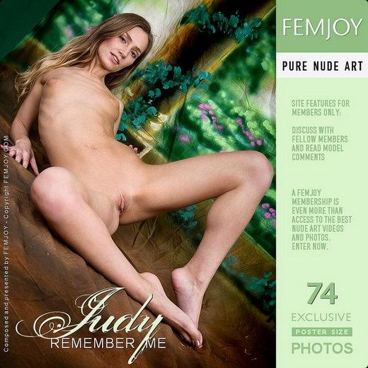 Judy - `Remember Me` - for FEMJOY