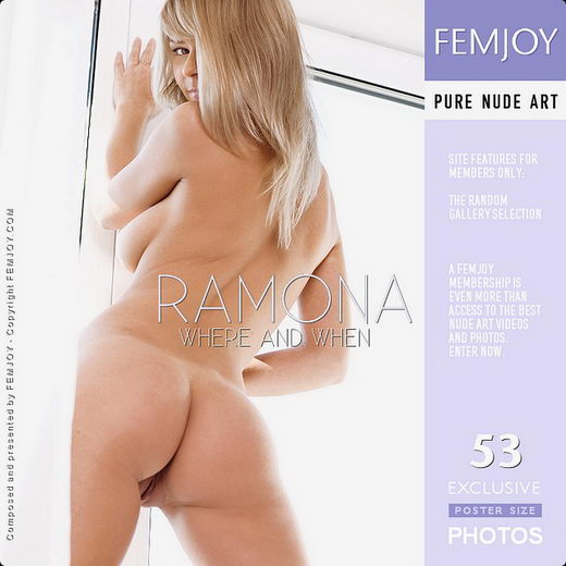 Ramona - `Where And When` - for FEMJOY