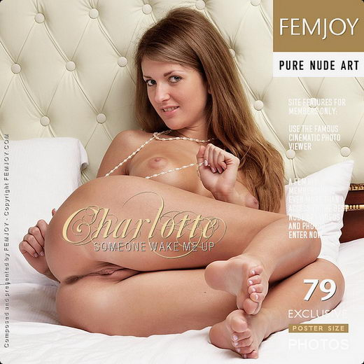Charlotte - `Someone Wake Me Up` - by Aztek for FEMJOY