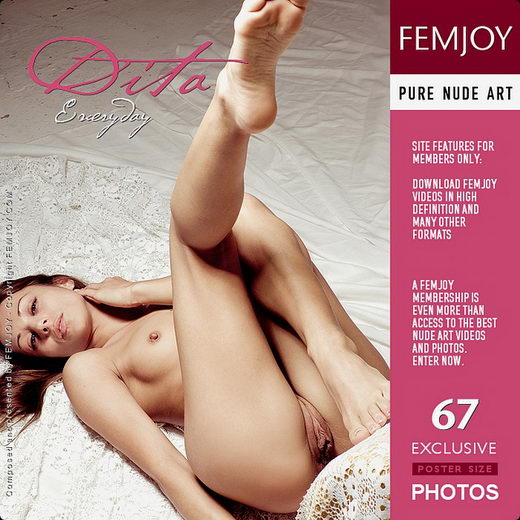 Dita - `Everyday ( wrong model name )` - by Pedro Saudek for FEMJOY