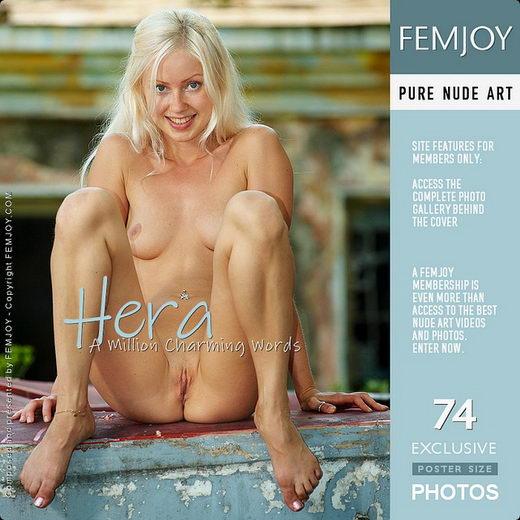 Hera - `A Million Charming Words` - by Jan Svend for FEMJOY