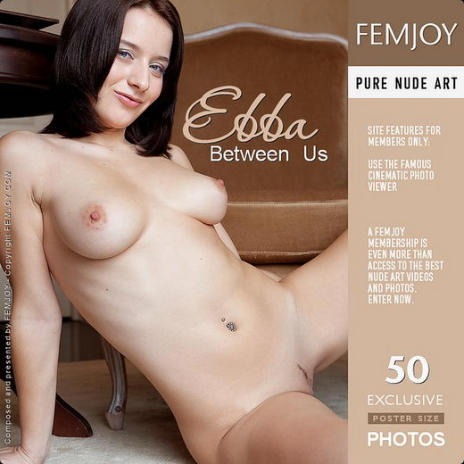 Ebba - `Between Us` - by Matteo Bosco for FEMJOY