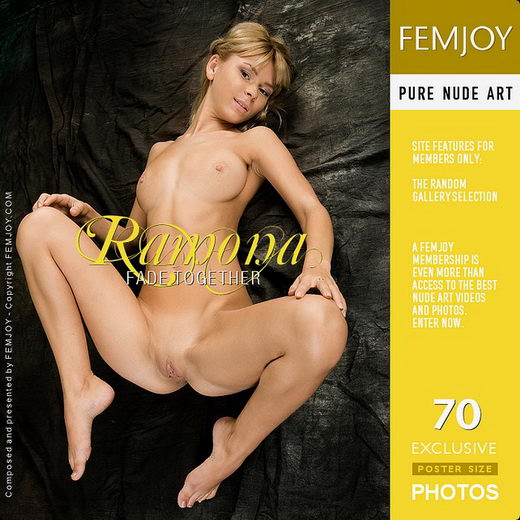 Ramona - `Fade Together` - for FEMJOY