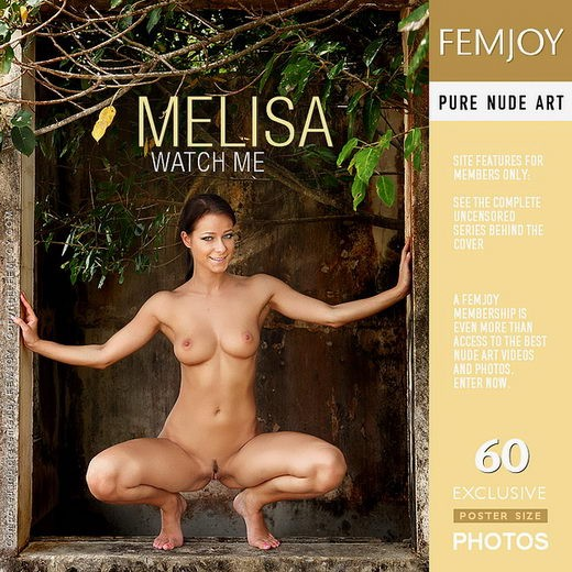Melisa - `Watch Me` - by Eric C for FEMJOY