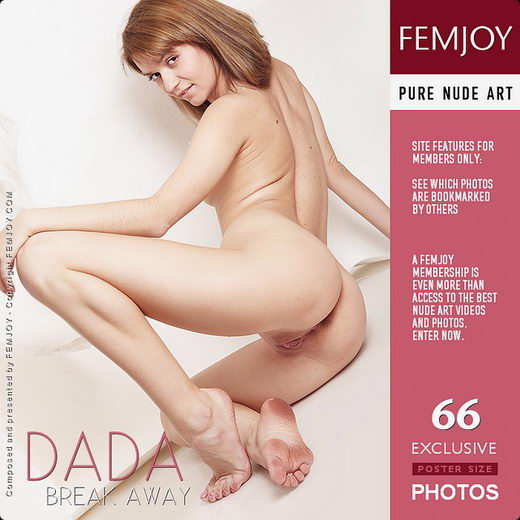 Dada - `Break Away` - by Palmer for FEMJOY