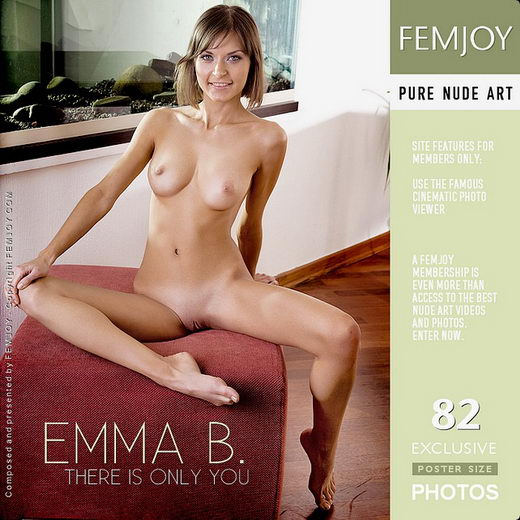 Emma B - `There Is Only You` - by Marco Argutos for FEMJOY