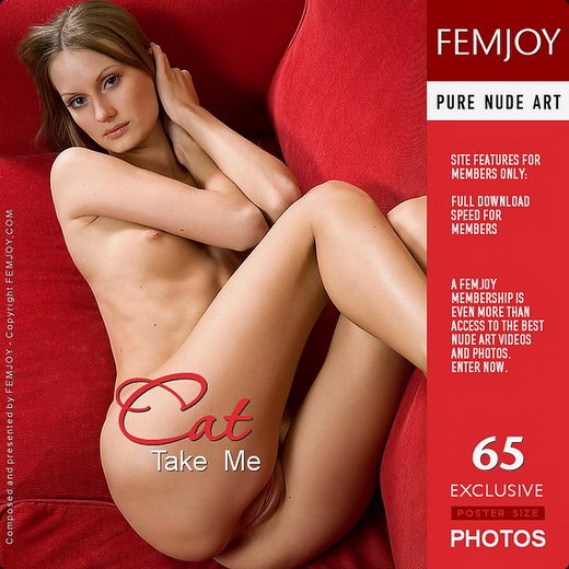 Cat - `Take Me` - for FEMJOY