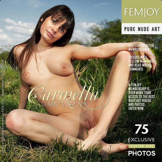 Carmella - `Learn To Say Yes` - by Tom Leonard for FEMJOY