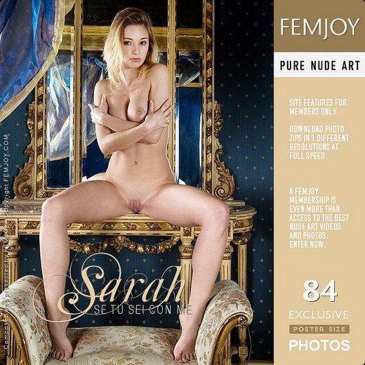 Sarah - `Se Tu Sei Con Me` - by Lorenzo Renzi for FEMJOY
