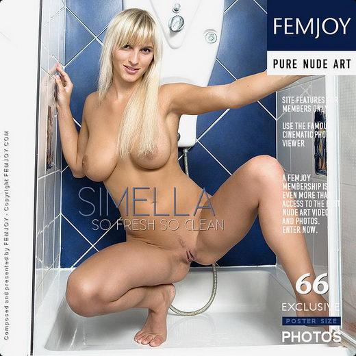 Simella - `So Fresh So Clean` - by Zorlen for FEMJOY