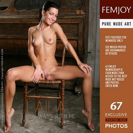 Laila - `Always With Me` - by Tom Rodgers for FEMJOY