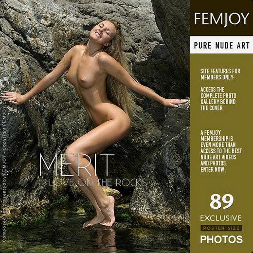 Merit - `Love On The Rocks` - by Valery Anzilov for FEMJOY
