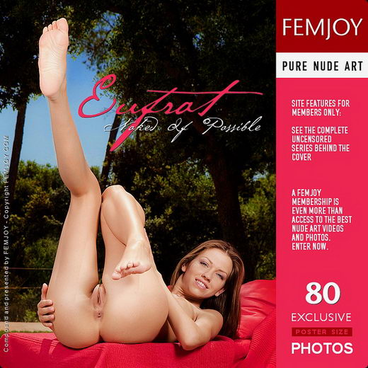 Eufrat - `Naked If Possible` - by Demian Rossi for FEMJOY