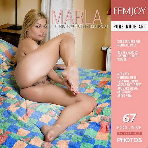 Marla - `Curious About My Neighbour` - by Lorenzo Renzi for FEMJOY