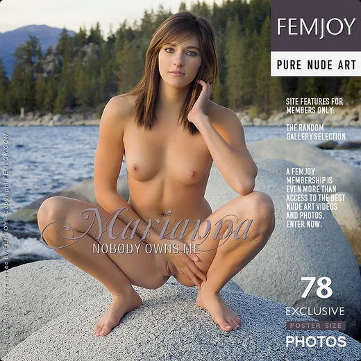 Marianna - `Nobody Owns Me` - by River Walker for FEMJOY