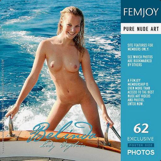 Belinda - `Lady Captain` - by Pedro Saudek for FEMJOY