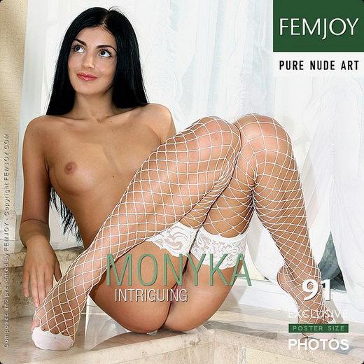 Monyka - `Intriguing` - by Valery Anzilov for FEMJOY