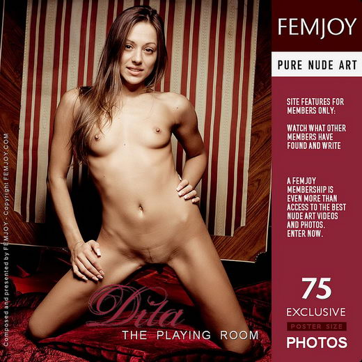 Dita - `The Playing Room ( wrong model name )` - by Pedro Saudek for FEMJOY