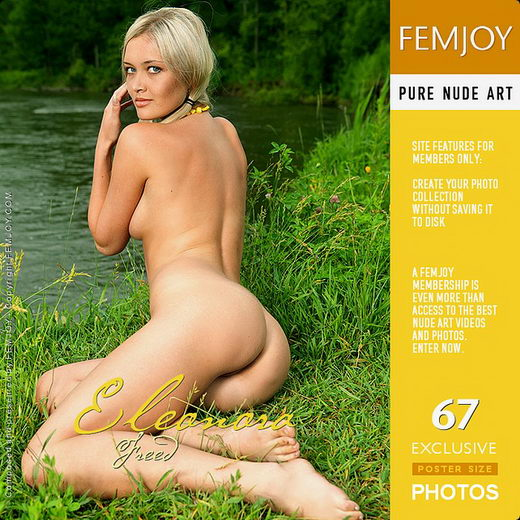 Eleonora - `Freed` - by Nudero for FEMJOY