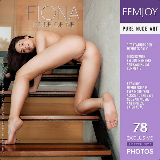 Fiona - `Inside Of Me` - by Demian Rossi for FEMJOY