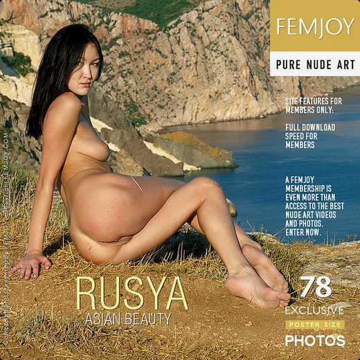Rusya - `Asian Beauty` - by Aztek for FEMJOY