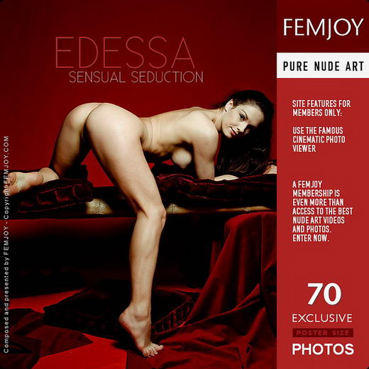 Edessa - `Sensual Seduction` - by Pedro Saudek for FEMJOY