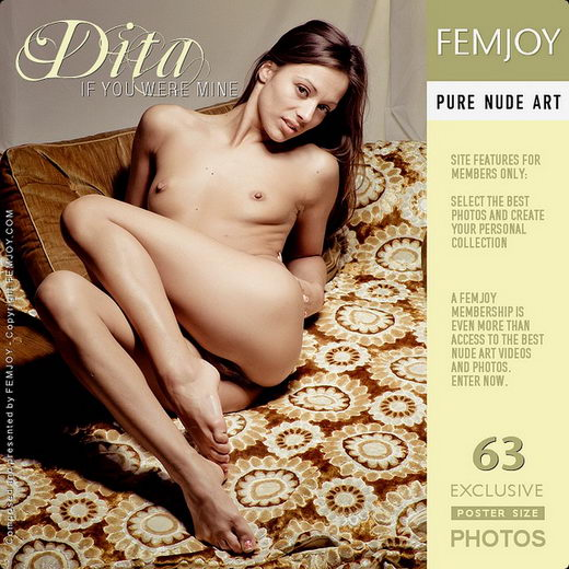 Dita - `If You Were Mine ( wrong model name )` - by Pedro Saudek for FEMJOY