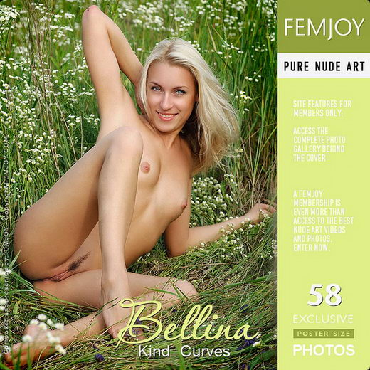 Bellina - `Kind Curves` - by Stig Brigin for FEMJOY