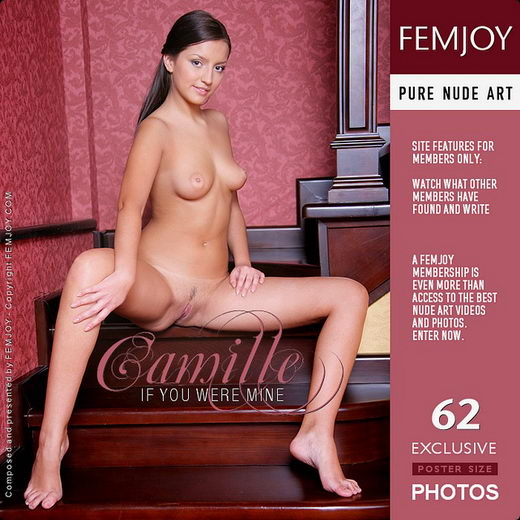 Camille - `If You Were Mine` - by Oleg for FEMJOY