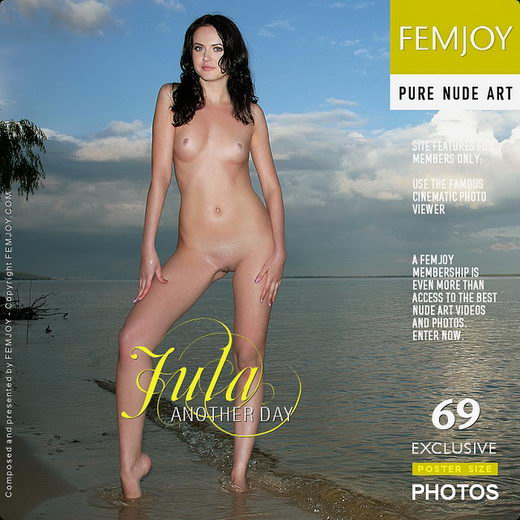 Jula - `Another Day` - by Marco Argutos for FEMJOY