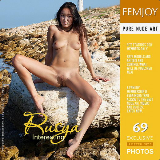 Rusya - `Interesting` - by Aztek for FEMJOY