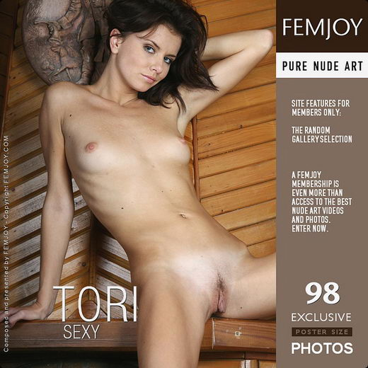 Tori - `Sexy` - by Marco Argutos for FEMJOY