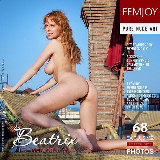 Beatrix - `A Wonderful View` - by Lorenzo Renzi for FEMJOY