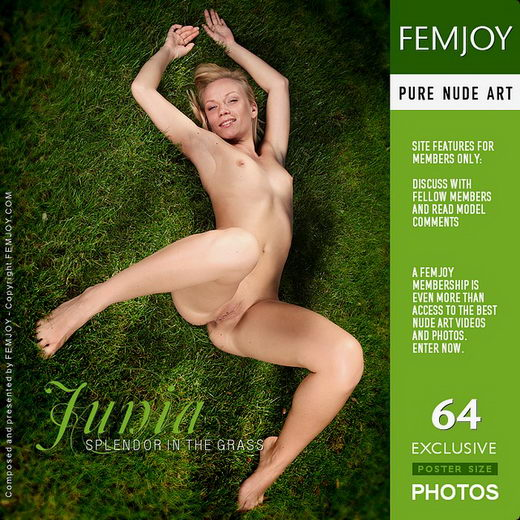 Junia - `Splendor In The Grass` - by Demian Rossi for FEMJOY