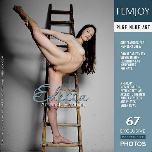 Edessa - `Abstract Flexibility` - by Pedro Saudek for FEMJOY
