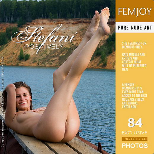Stefani - `Positively` - by Bluesman for FEMJOY