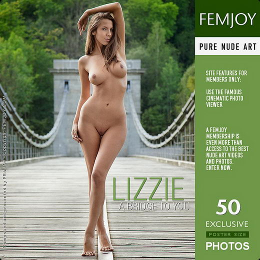 Lizzie - `A Bridge To You` - by Andrej Lupin for FEMJOY