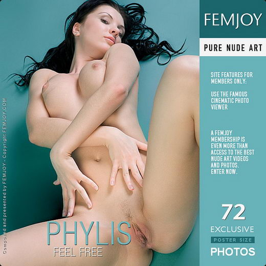 Phylis - `Feel Free` - for FEMJOY