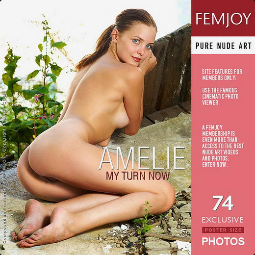 Amelie - `My Turn Now` - by Jan Svend for FEMJOY