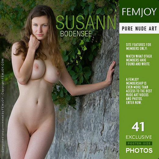 Susann - `Bodensee` - by Stefan Soell for FEMJOY