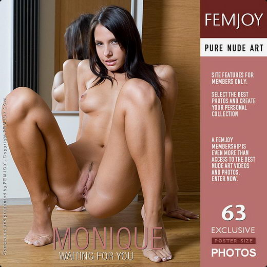 Monique - `Waiting For You` - by Matteo Bosco for FEMJOY